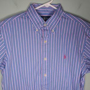 Polo Ralph Lauren Classic Fit Button Down Shirt